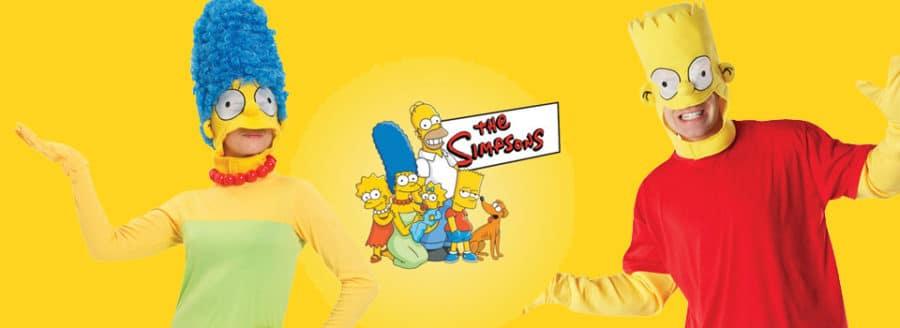 Déguisement les Simpsons