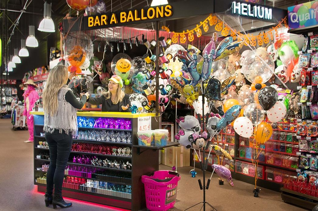 Ballons & Hélium