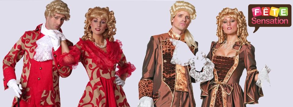 déguisement conte et contesse