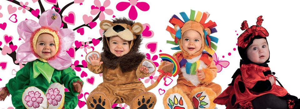 déguisement bébés