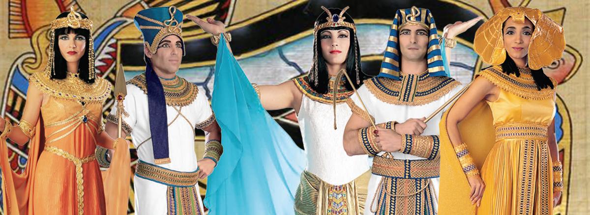 Déguisement Egypte Cléopatre