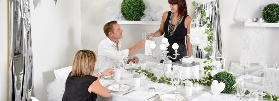Table et déco mariage