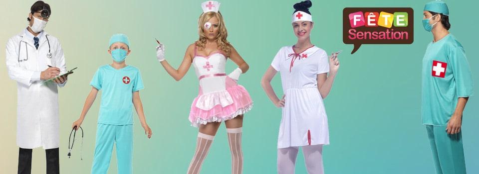 Déguisement Médecin, infirmière