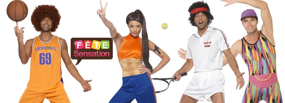 Sportif et sportive