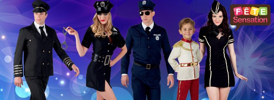 déguisement uniforme