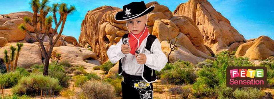 Déguisement cow boy enfant