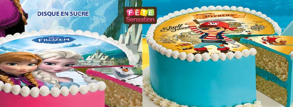 Pâte à sucre pour gâteau d'anniversaire enfant