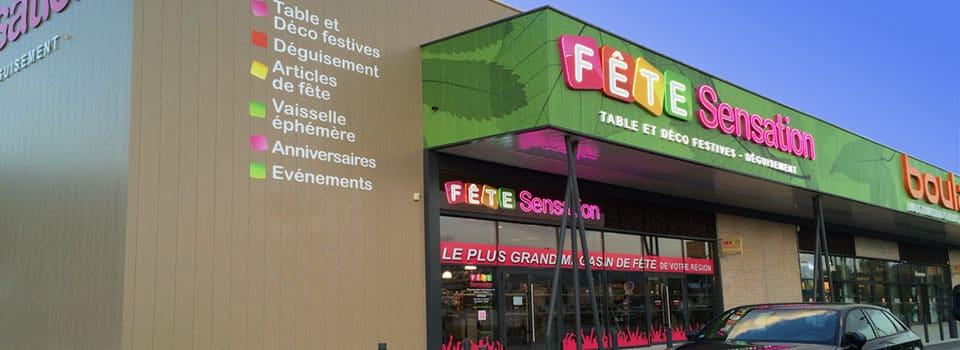Grand magasin de fête Lyon Sud   articles de fête, déguisement, table. 656b302b7ee7