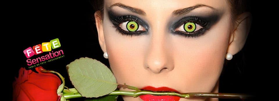 Déguisement vampire pour halloween