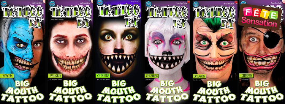 effets-speciaux-tattoo big mouth