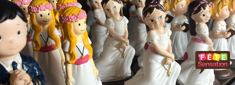 Figurines Communion