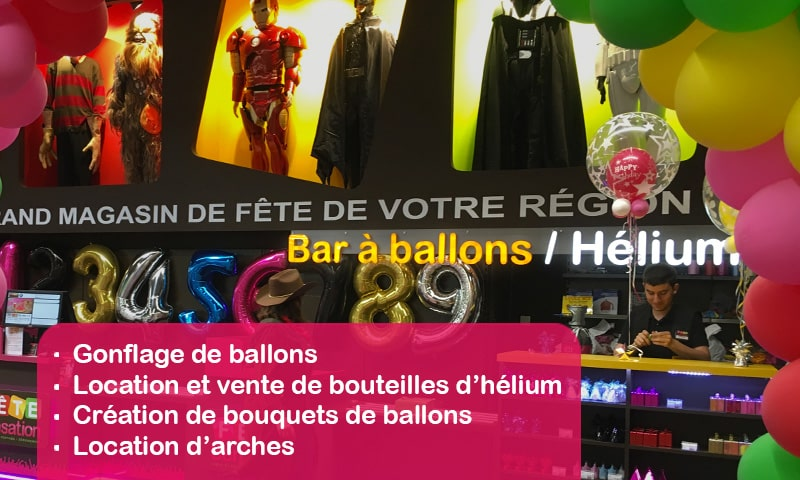 Bar à Ballons d'Herblay
