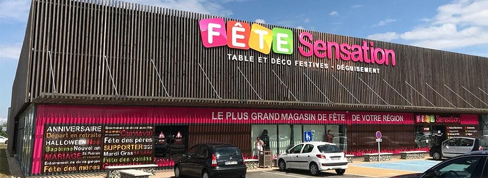 Fête Sensation St-Bonnet-de-Mure - Grand Lyon (69)